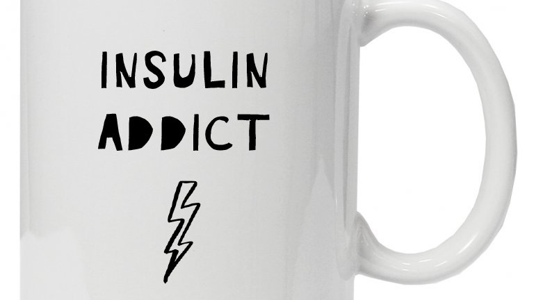 Insulin Addict -Mug