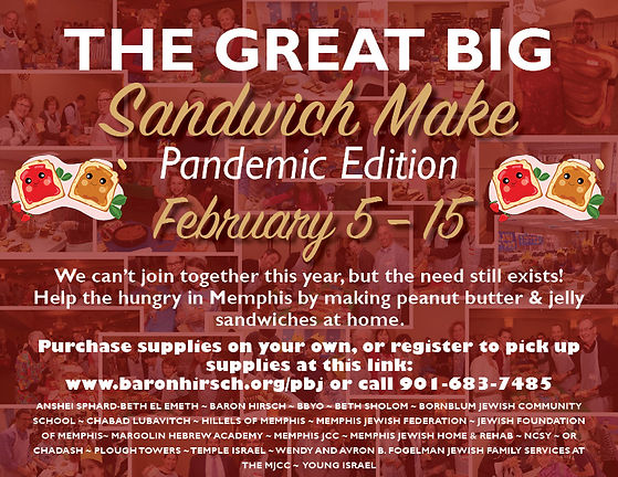 Great Big Sandwich Make Pandemic Edition