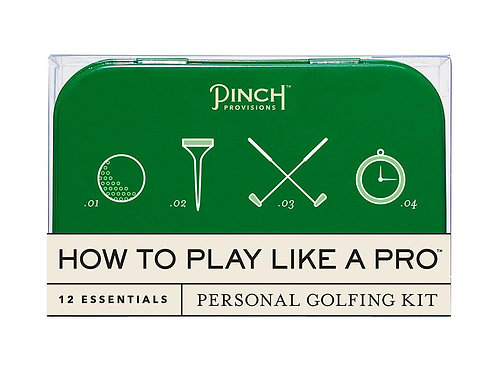 Golf Survival Kit, How To Play Like A Pro