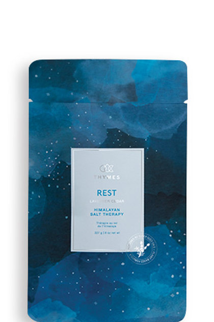 Thymes, Rest Himalayan Salt Therapy