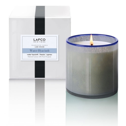 Lafco Candle, Water Hyacinth