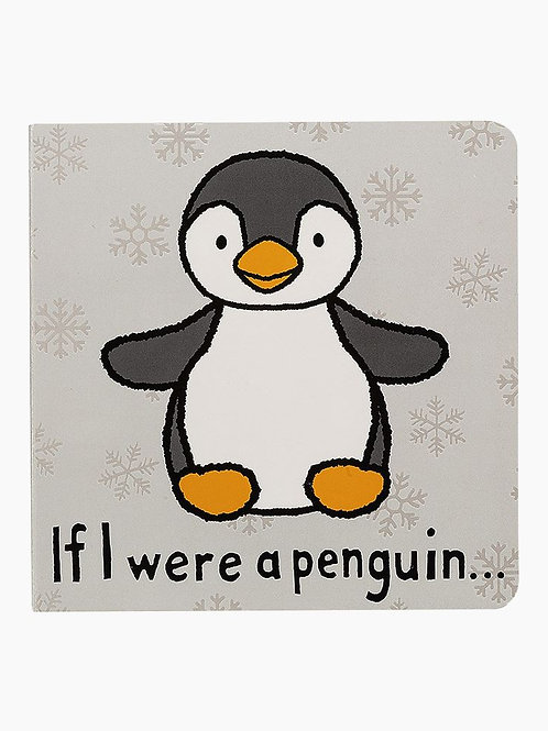 Jellycat, If I Were a Penguin