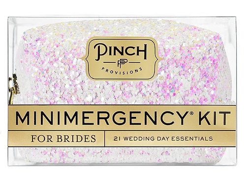 Minimergency Kits for Brides