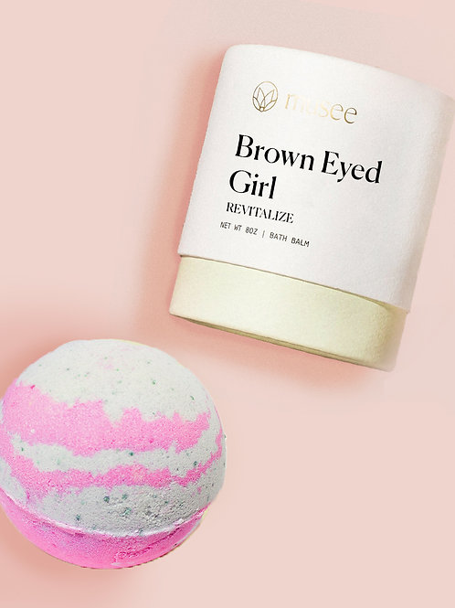 Musee Revitalize Boxed Bath Balm, Brown Eyed Girl