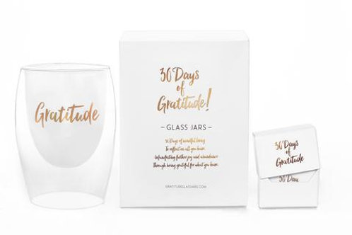 Gratitude Collection, 30 Days of Gratitude