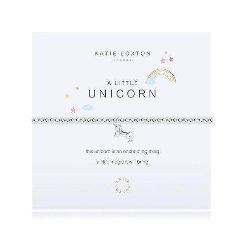 Katie Loxton, A Little Unicorn Bracelet