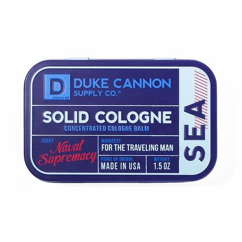 Duke Cannon, Solid Cologne, Sea