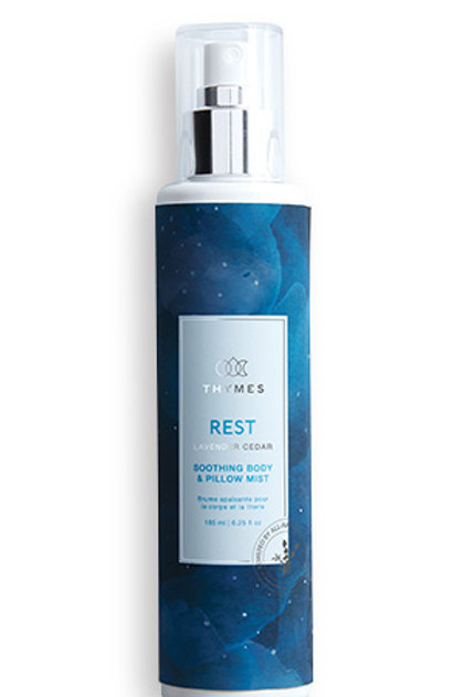 Thymes, Rest Soothing Body & Pillow Mist
