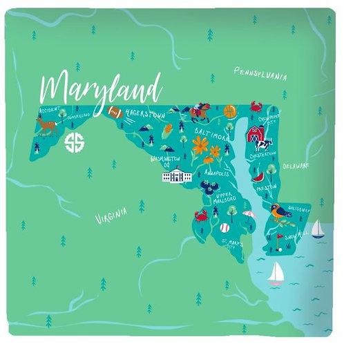Maryland State Coaster