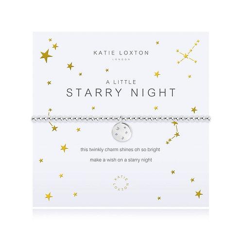 Katie Loxton, A Little Starry Night Bracelet