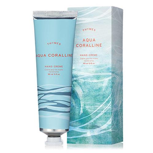 Thymes, Aqua Coralline Hand Creme