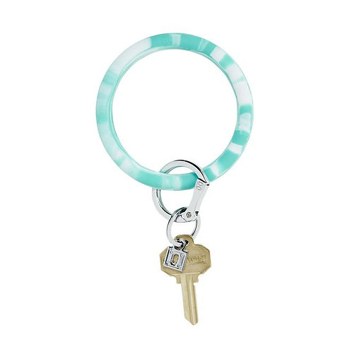 O-Venture, Silicone Marble Big O Key Rings