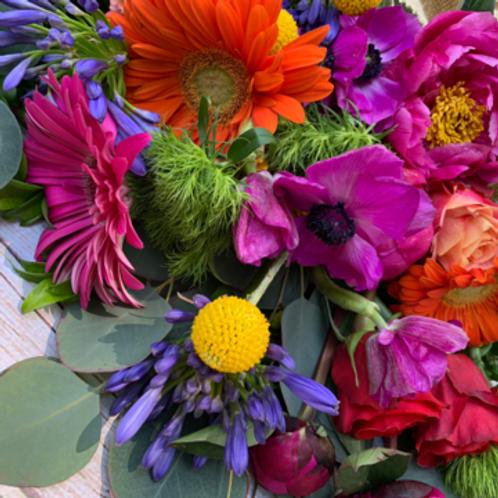 Pink Picasso Kits, Brilliant Bouquet