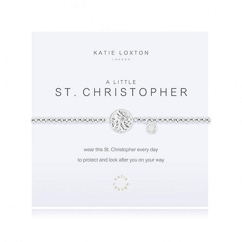 Katie Loxton, A Little St. Christopher Bracelet