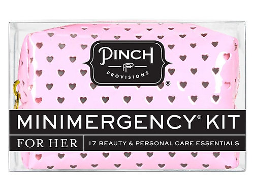 Sweetheart Minimergency Kits