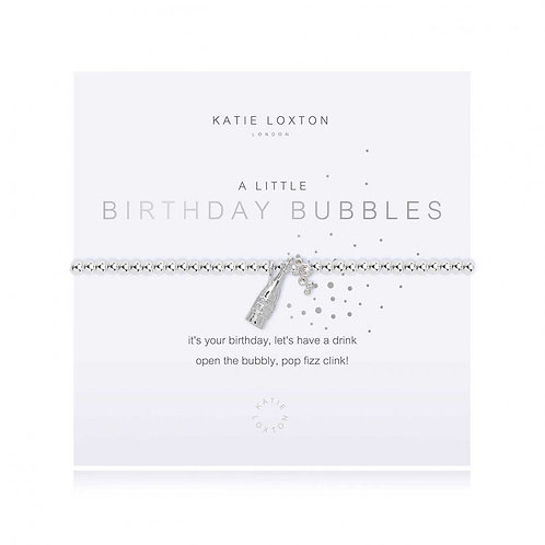 Katie Loxton, A Little Birthday Bubbles Bracelet