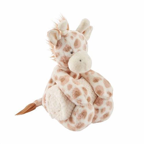 Giraffe Plush with Blanket