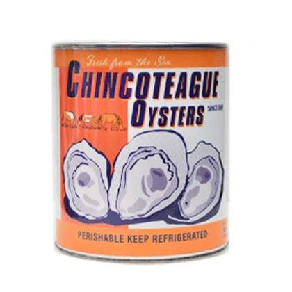 Annapolis Candle, Vintage Chincoteague Oyster Candle