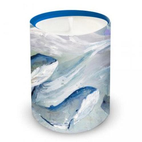 Annapolis Candle, Kim Hovell Collection - Deep Sea