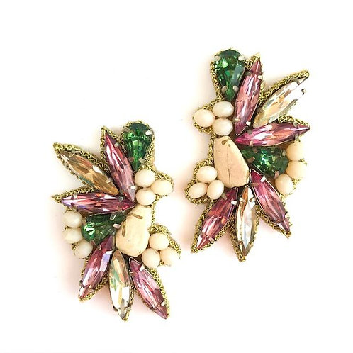 Allie Beads, Bonnie Earrings