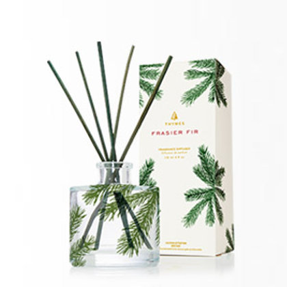 Thymes, Frasier Fir Petite Pine Needle Reed Diffuser
