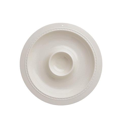 Nora Fleming Melamine Chip & Dip Platter