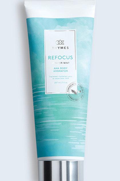 Thymes, Refocus AHA Body Hydrator