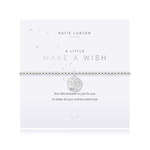 Katie Loxton, A Little Make A Wish Bracelet