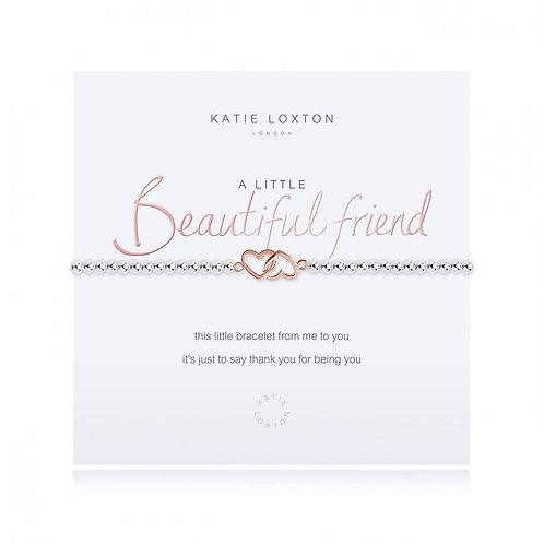 Katie Loxton, A Little Beautiful Friend Bracelet