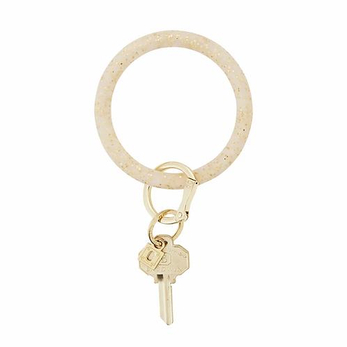 O-Venture, Silicone Confetti Big O Key Rings