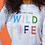 Thumbnail: Ivory Ella Ada Slim Wildlife Long Sleeve