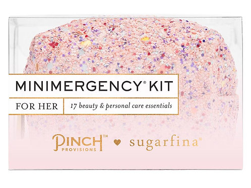 Sugarfina Minimergency Kits