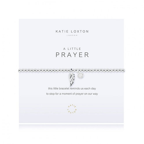 Katie Loxton, A Little Prayer Bracelet