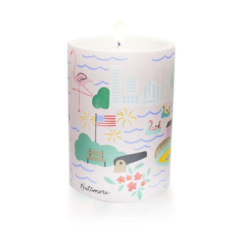 Annapolis Candle, Baltimore Candle