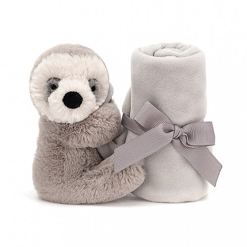 Jellycat, Sloth Soother