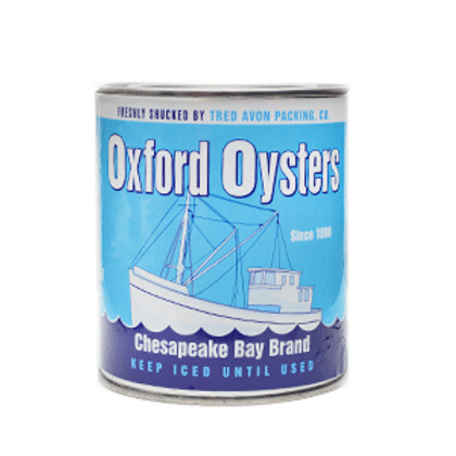 Annapolis Candle, Vintage Oxford Oyster Candle