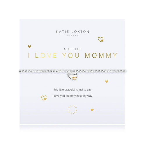 Katie Loxton, A Little I Love You Mommy Bracelet