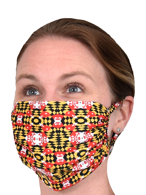 Southwind Apparel Maryland Print Mask