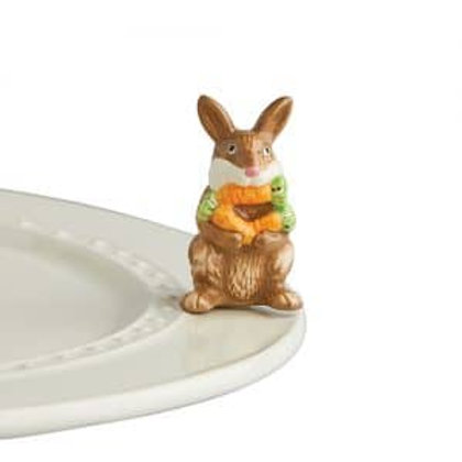 Nora Fleming Funny Bunny