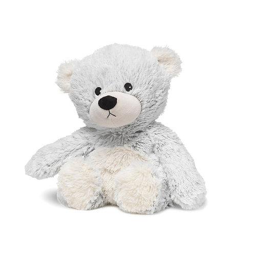 Warmies Blue Marshmallow Bear