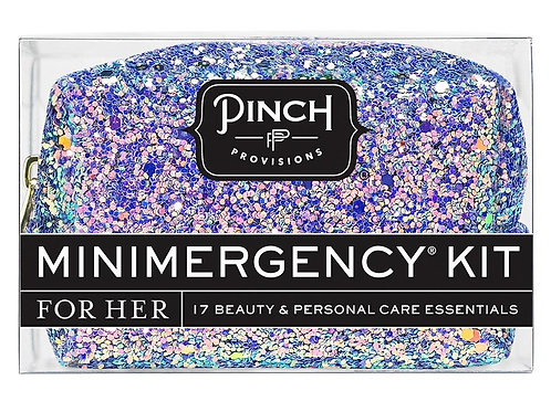 Minimergency Kits, Mermaid
