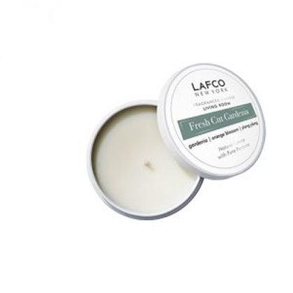 Lafco Travel Tin, Fresh Cut Gardenia
