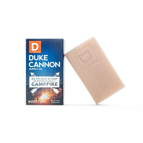 Duke Cannon, Big Ass Bar of Soap, Campfire