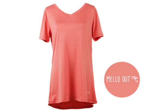 Hello Mellow Coral Dream Tee