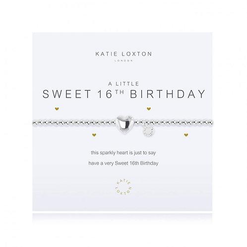 Katie Loxton, A Little Sweet 16 Bracelet
