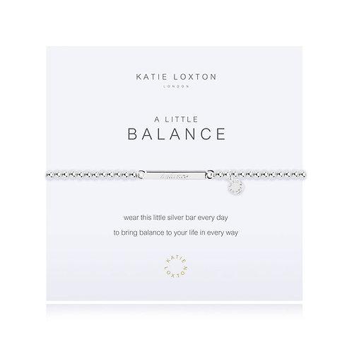 A Little Balance Bracelet