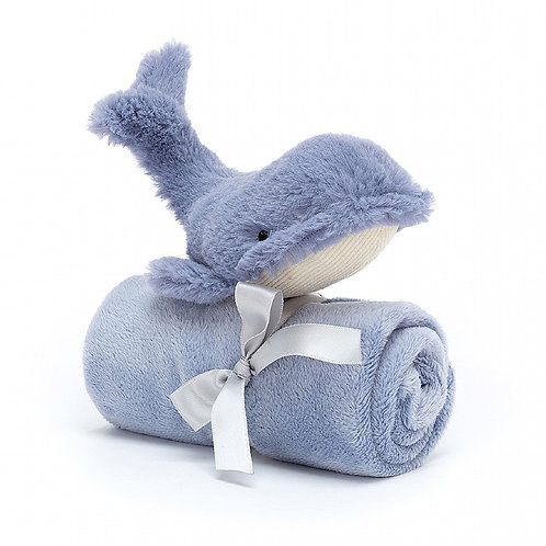 Jellycat, Whale Soother