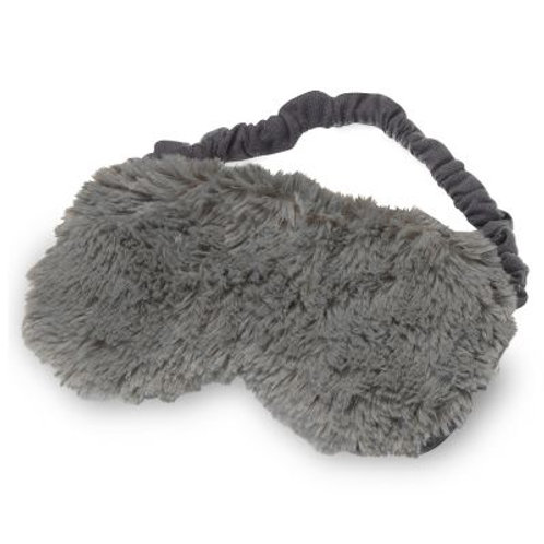 Warmies Plush Eye Mask, Grey