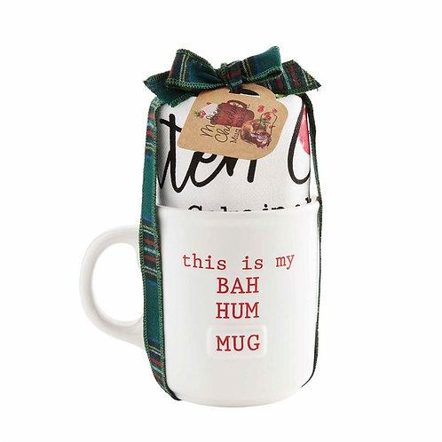 Chocolate Mug Cake Gift Set