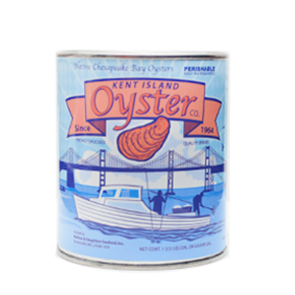 Annapolis Candle, Vintage Kent Island Oyster Candle
